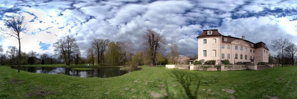 Schloss in Branitz