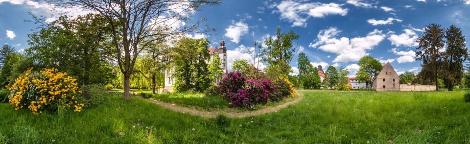 Schlosspark Lindenau