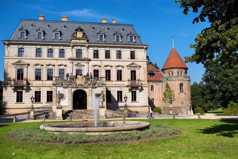 Schloss in Altdöbern