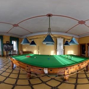 Billard-Zimmer