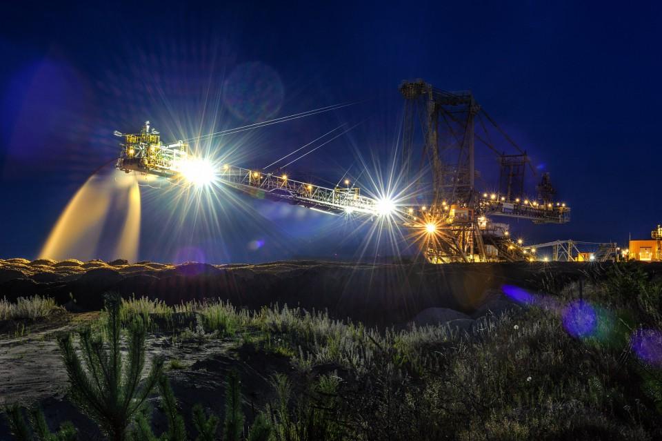 Tagebau-Absetzer A2Rs 15400
