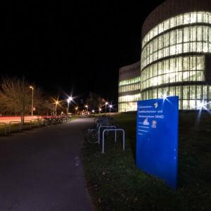 Das Kommunikations- und Medienzentrum der Universität